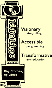 Visionary storytelling. Accessible programming. Transformative arts education. It starts with YOU. Join our family of supporters today! Click here to donate.