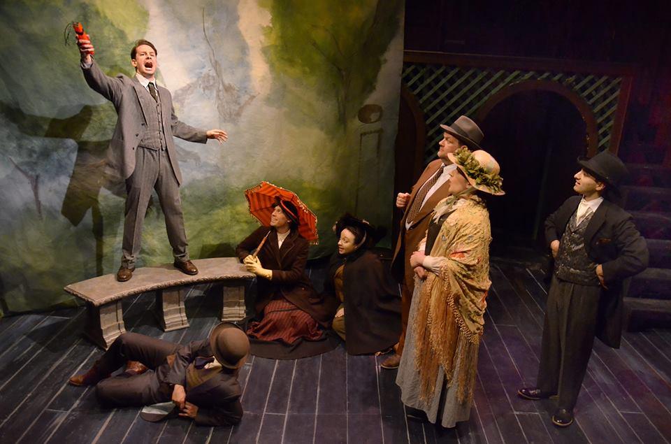 The Man Who Was Thursday - Lifeline Theatre